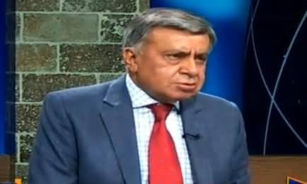 Arif Nizami Reveals How Hamza Shahbaz Was Enjoying in the Regime of Pervez Musharraf