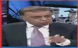 Arif Nizamy Comments on Guests Invited By Army Chief in The Walim Ceremony of His Son