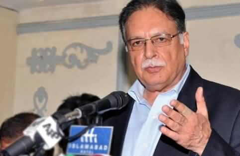 Army Has Not Demanded Resignation From Any Minister - Pervez Rasheed