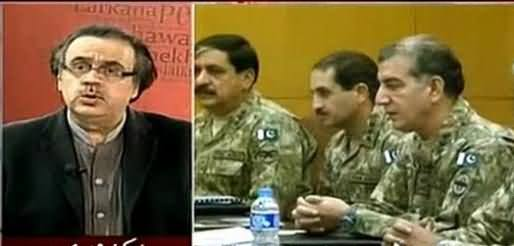 Army Is Not Going to Spare Anyone This Time - Dr. Shahid Masood Warns Politicians