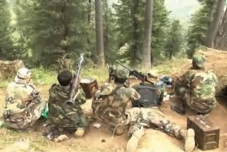 Army Operation in FATA and Peshawar, Seven Terrorists Including A Commander Killed