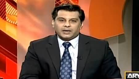 Arshad Sharif Bashing Govt For Not Taking Action Against Criminals Other Than Axact