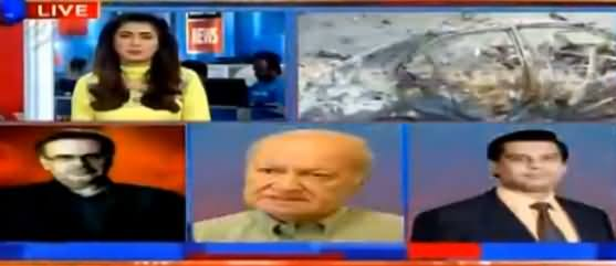 Arshad Sharif's Brief Analysis on The Death of Mullah Akhtar Mansoor