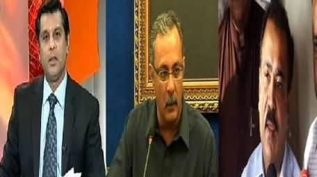 Arshad Sharif Views on Haider Abbasi Rizvi & Kanwar Naveed's Involvement in School Attacks
