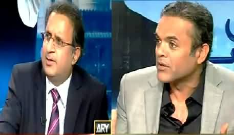 ARY Special Transmission On NA – 122 By-Election (Part-1) – 10th October 2015