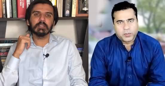 Asad Ali Toor's Response on Anchor Imran Riaz Khan's Viral Video