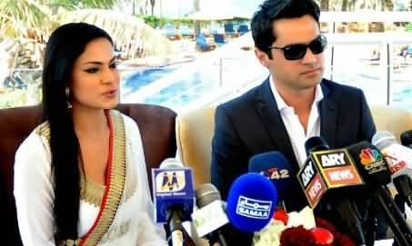 Asad Bashir, The Husband of Veena Malik is a Poor Factory Servant, Not a Business Man