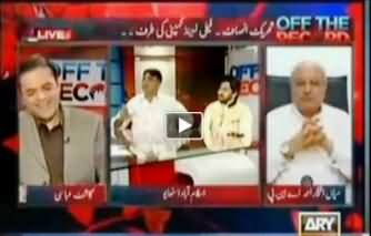 Asad Umar Blasts Saleem Safi's False Allegations and Make Him Agreed