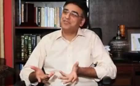 Asad Umer Full Interview, Replies The Allegations of Saleem Safi