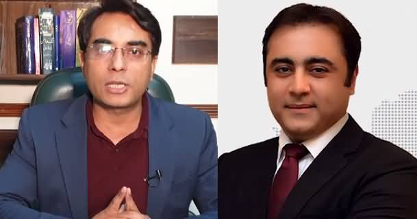 Asadullah Khan's Reply to Mansoor Ali Khan Over His Objection on Imran Khan's Interview with Youtubres