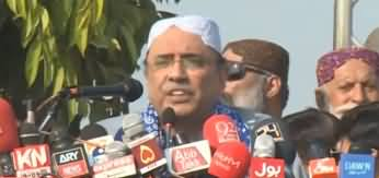 Asif Ali Zardari Speech in PPP's Sadiqabad Jalsa - 2nd December 2018