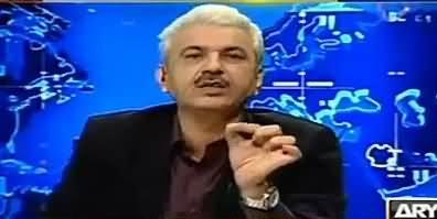Asif Zardari Aur Nawaz Sharif Aik Hi Bandey Ke 2 Naam Hain - Arif Hameed Bhatti
