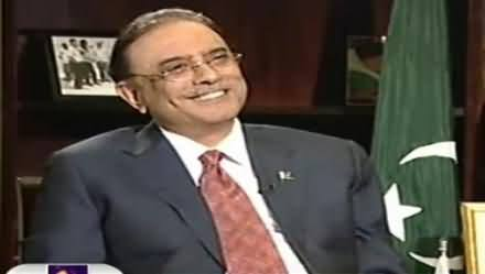 Asif Zardari Blaming Intelligence Agencies For the Fraud of Axact Company in Pakistan