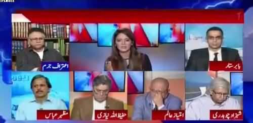 Asif Zardari Ko Moqaddamaat Say Nikalnay Kay Liay Kia Hikmat-eAmali Ikhteyar Karni Chahiye ?panel answers
