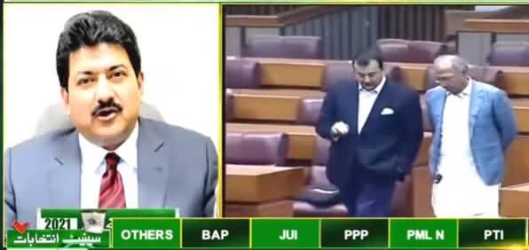 Asif Zardari Ne Kaha Hai Ke Imran Khan Ne Assemblies Torni Hain To Toor Dein - Hamid Mir