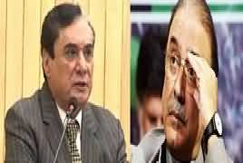Asif Zardari's Arrest Warrants Issued in Mega Money Laundering Case