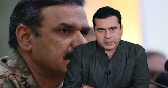 Asim Saleem Bajwa Knocks Out Opposition, Reasons Behind His Resignation - Imran khan's Exclusive Analysis