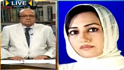 Asma Shirazi Special Talk with Imtiaz Alam After Resigning From BOL Tv