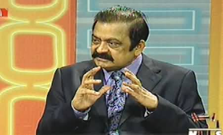 Assignment (Rana Sanaullah Exclusive Interview) – 6th January 2015