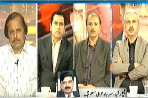 Attack on Raza Rumi, Special Transmission 8PM - 9PM – 29th March 2014