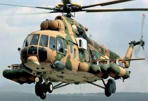 Attack with Rockets on the Helicopter of Higher Military Officers going for Earthquake Victims Help