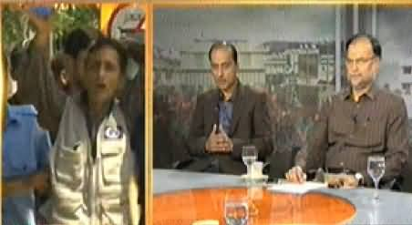 August May March (Dharna Special Transmission) 7PM To 8PM - 31st August 2014