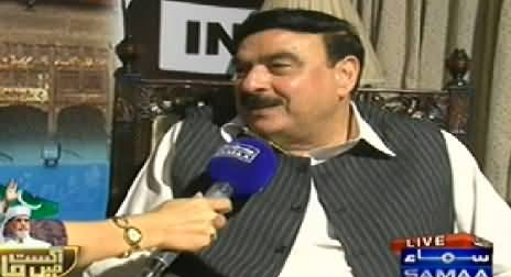 August May March (Sheikh Rasheed Special Interview) 7PM To 8PM - 26th August 2014