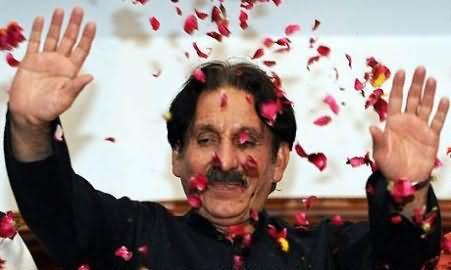 Aur Tareekh Badal Gayi - A Tribute to Chief Justice Iftikhar Muhammad Chaudhary