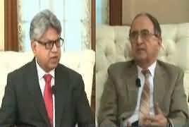 Awaam (Caretaker CM Punjab Hassan Askari Interview) – 29th June 2018