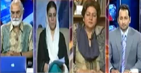 Awaam (Did PMLN Steal PTI Votes) – 3rd May 2014