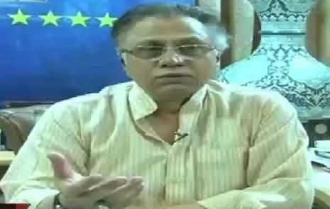 Awaam (Hassan Nisar Exclusive Interview) – 14th May 2016