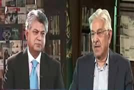 Awaam (Khawaja Asif Exclusive Interview) – 6th March 2018