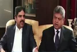 Awaam (Nasir Hussain Shah Exclusive Interview) – 3rd April 2018