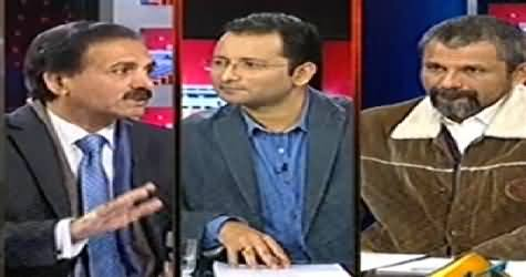 Awaam P-2 (PTI Protest in Karachi, What Should Govt Do?) - 12th December 2014