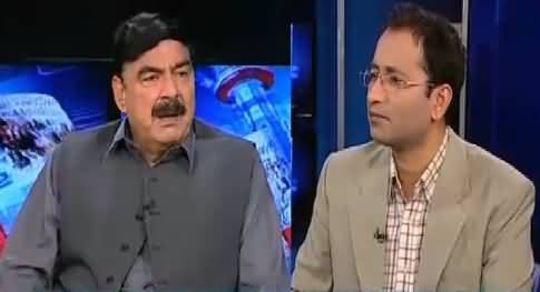 Awaam (Sheikh Rasheed Ahmad Exclusive Interview) – 16th April 2016