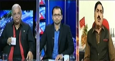 Awaam (Why MQM is Part of Govt If It Has Complaints) – 13th July 2014