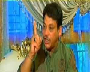 Awam Ke Samne (Exclusive Interview Of Faisal Raza Abidi ) - 15th September 2013