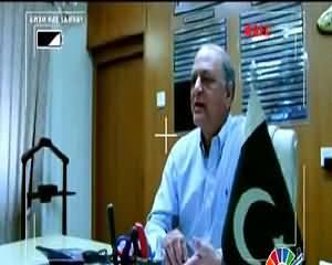 Awam Ke Samney (Karachi Mein Paani Ka Sakht Bohran) – 1st June 2015