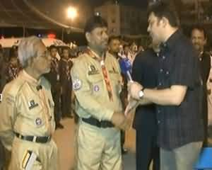 Awam Ki Baat (Scouts Aman Kay Liye Kam Karnay May Masroof) - 9th November 2013