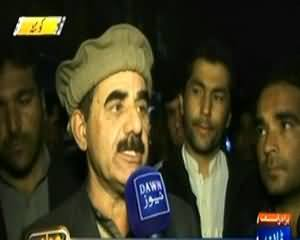 Awam Ki Baat (Who will Solve the Problems of Balochistan?) - 6th December 2013