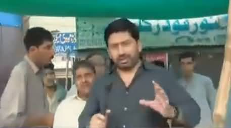 Awaz Aur Siasat (NA-67, Jehlum) - 16th July 2018
