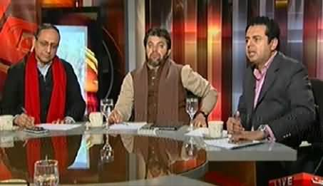 Awaz (Govt is Not Sincere to Stop Horse Trading - Imran Khan) – 2nd March 2015