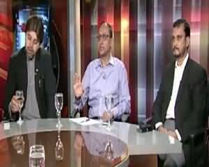 Awaz (MQM's Resignations Accepted Or Not?) - 12th August 2015
