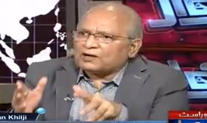 Awaz (Mushaid Ullah Khan Exclusive Interview) - 19th July 2017