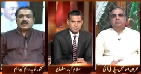 Awaz (NA-246, PTI Vs MQM, Who Will Win?) – 31st March 2015