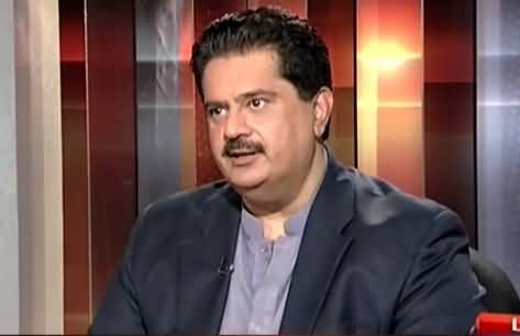 Awaz (Nabil Gabol Special Interview After Leaving MQM)- 24th February 2015