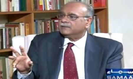 Awaz (Najam Sethi Special Interview About Cricket) – 23rd February 2015