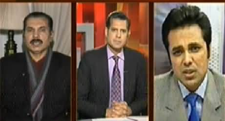 Awaz (One More Allegation of India on Pakistan) - 5th January 2015