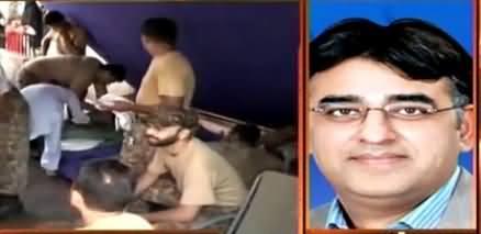 Awaz (Opposition Blasts PMLN Govt in Parliament) – 24th June 2015