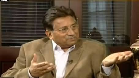 Awaz (Pervez Musharraf Exclusive Interview) – 20th January 2015